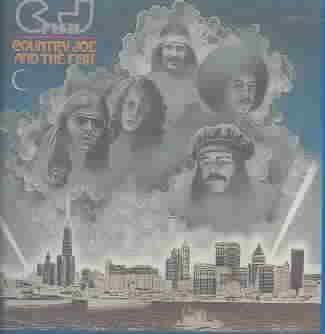 C.J. FISH BY COUNTRY JOE & THE FI (CD)