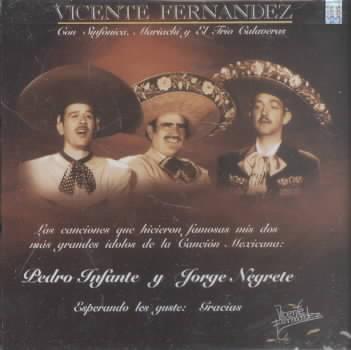 EL CHARRO MEXICANO CON SINFONICA BY FERNANDEZ,VICENTE (CD)