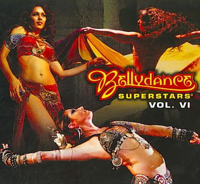 BELLYDANCE SUPERSTARS VOLUME VI (CD)