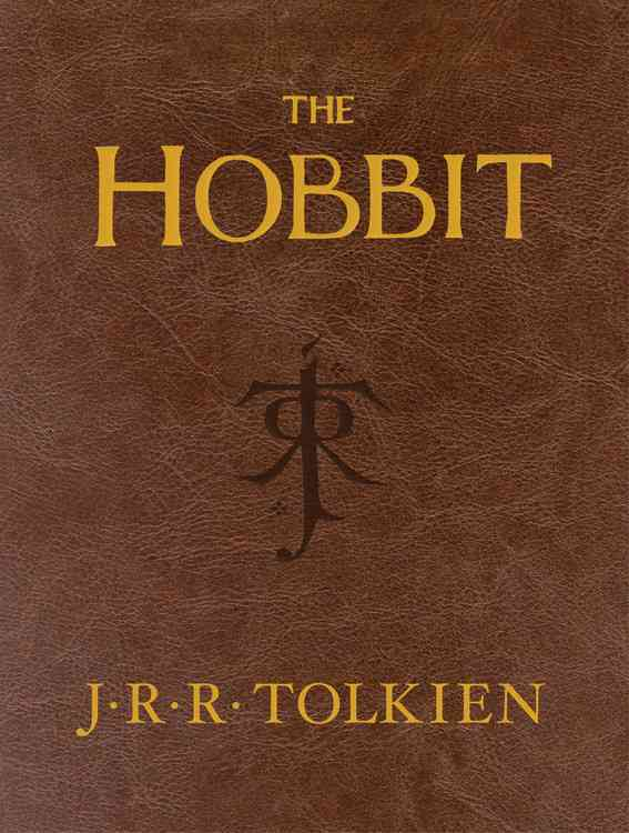 The Hobbit: Or There and Back Again by Tolkien, J. R. R. [Imitation Leather]